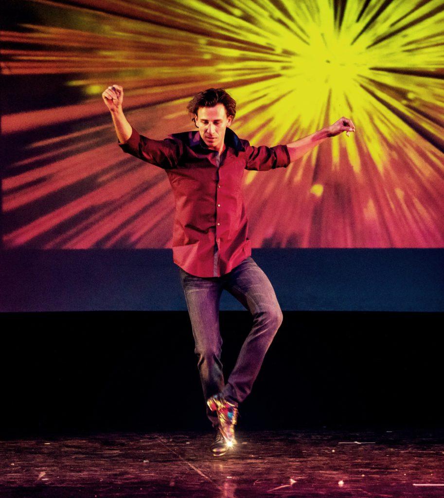 Tap Dance - Amerikai sztepptánc - Weryus Dance School - Benkő Dávid
